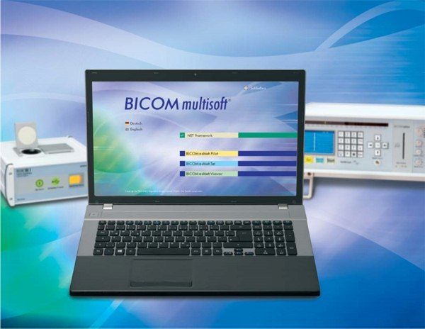 BICOMmultisoft® Software-Programme